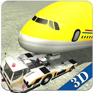 Airport Ground Flight Staff 3D for PC and MAC