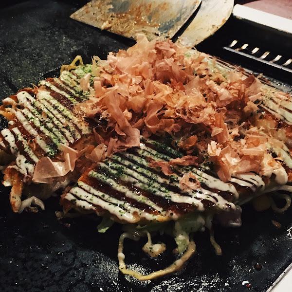 月島文字燒|卸下工作後日本燒食事 – JonathanSteps 強納森步旅