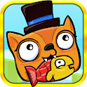 Crossy Cat: Road to Fishland icon