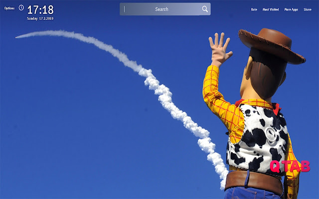 Toy Story Wallpapers Theme Anime New Tab