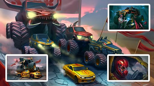 Mad Truck Challenge - Shooting Fun Race apkdebit screenshots 7
