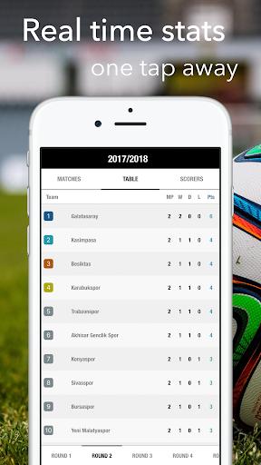 Live Football - for Super Lig Results 1.4.1 screenshots 2