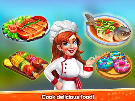 Kitchen Star Craze - Chef Restaurant Cooking Games 1.1.4 screenshots 7