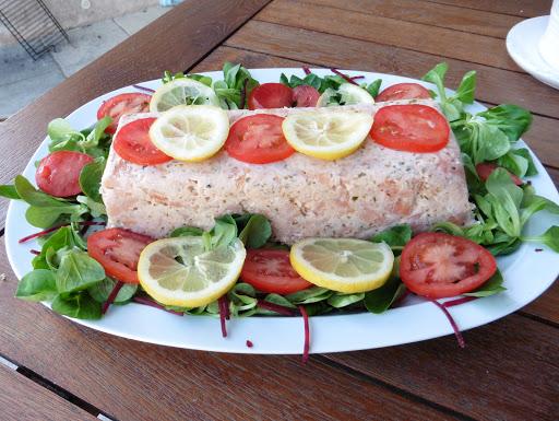 Panier repas en chambre d'hôtes l'Esclériade à Vaison la Romaine en Provence