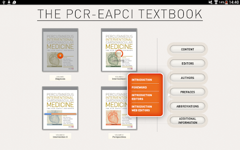 The PCR-EAPCI Textbook - Android Apps on Google Play