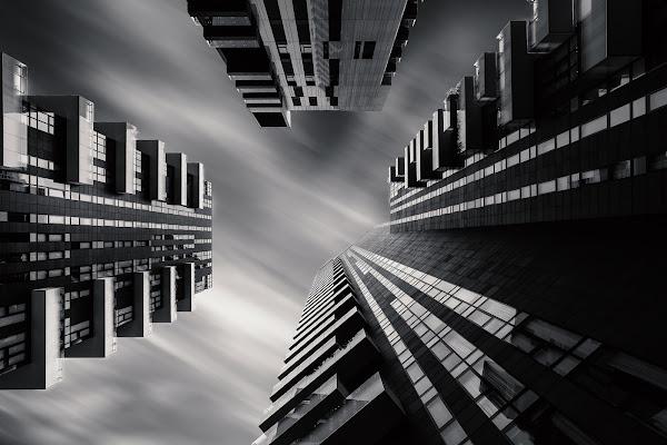 Geometrismi di Sergio Rapagnà