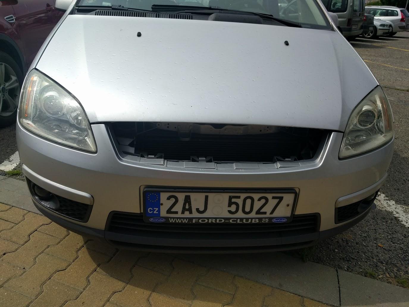 Oprava Zamku Kapoty Motoru Forum Ford Club Cz