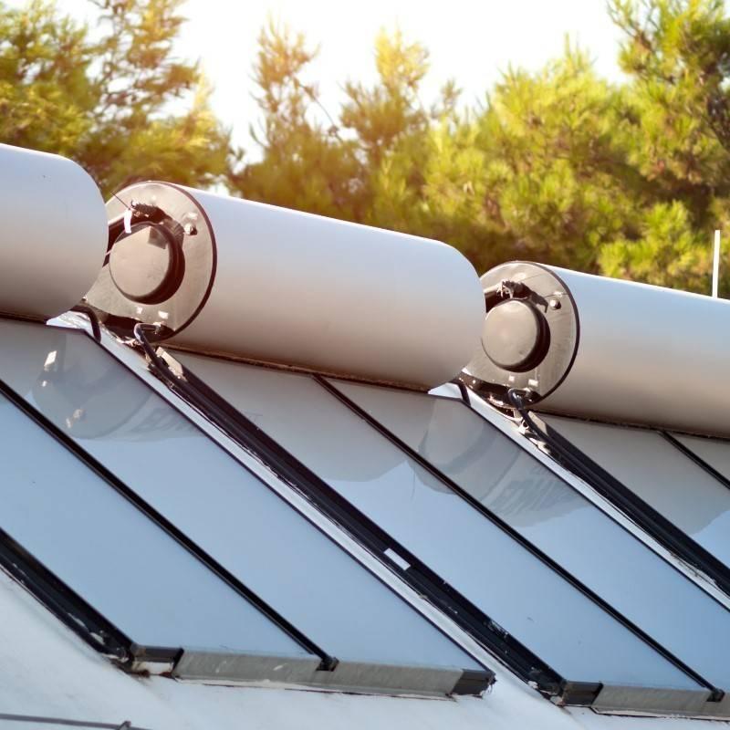 ENERGIE - Zonneboilers minder populair
