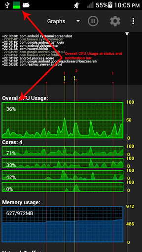 Perfect Hardware Monitor screenshot 4