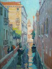 "Photo: Jane Peterson, ""Venezia"""