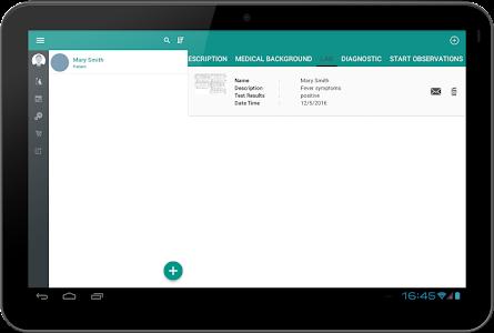 Patient Tracker screenshot 2