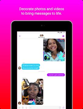 Messenger Kids – Safer Video Calls and Texting