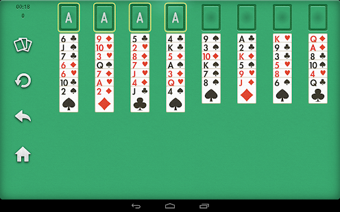 freecell solitare