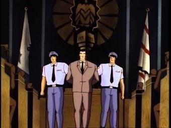 Season 2, Episode 21 I am the Night