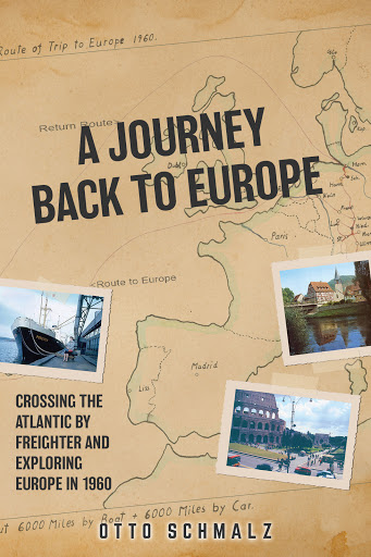 A Journey back to Europe cover