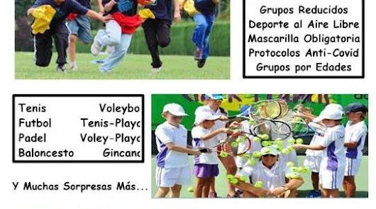 Opción de diversión para los más pequeños en Semana Santa en Sport Club Liceo