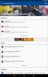 CBS Sports Fantasy Screenshot 10
