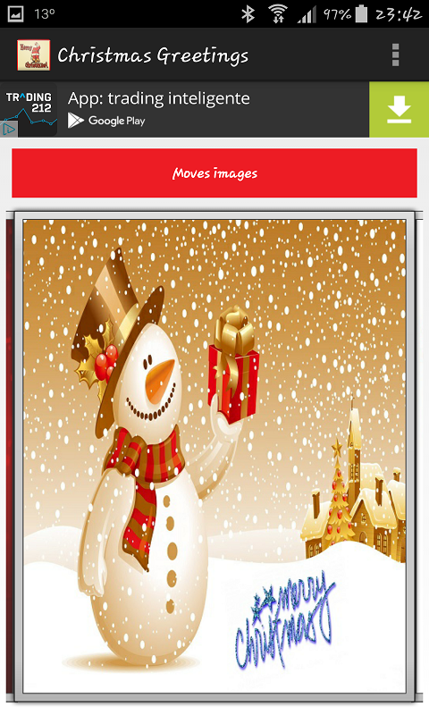 Christmas greeting cards android apps on google play christmas greeting cards screenshot m4hsunfo