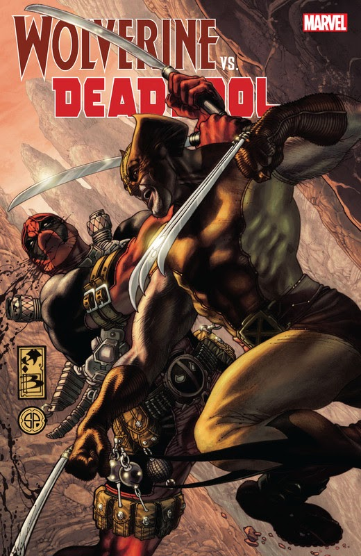 Wolverine vs. Deadpool (2017)