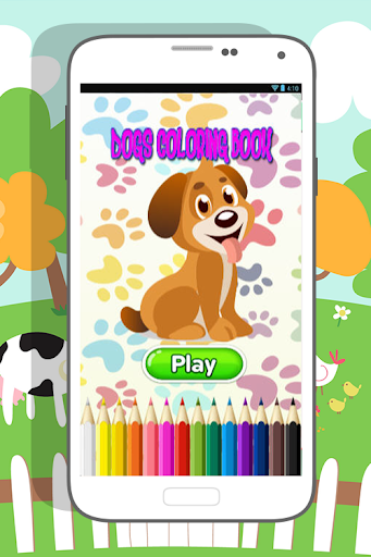 Puppy Dogs Coloring Books