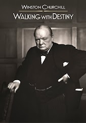 Winston Churchill Walking with Destiny