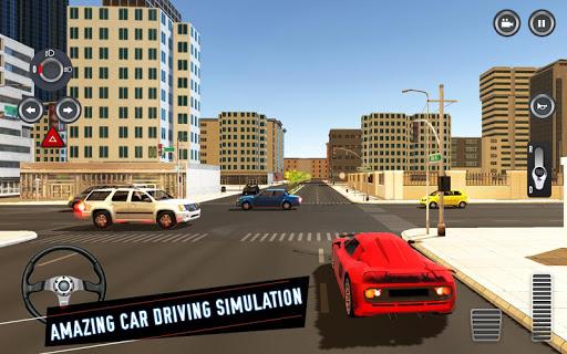 Driving School 2019 Car Driving School Simulator 1.1 screenshots 1