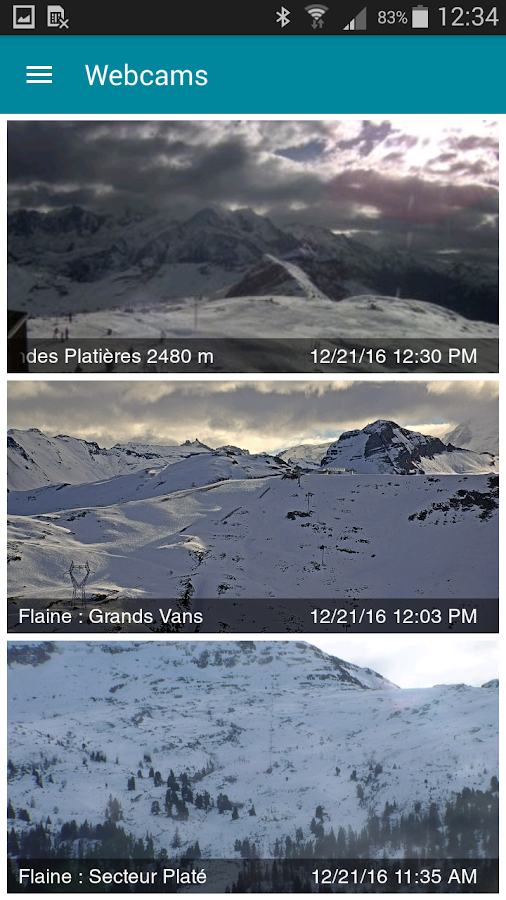 Grand Massif Official- screenshot