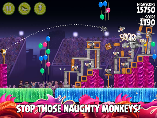 Angry Birds Rio screenshot 7
