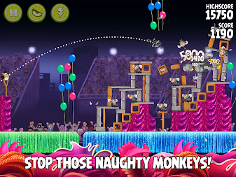 Angry Birds Rio APK screenshot thumbnail 7