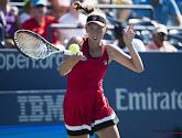 Elise Mertens op een drafje naar de kwartfinale in Hobart na opgave tegenstandster