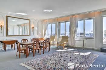 Appartement meublé 3 pièces 140 m2