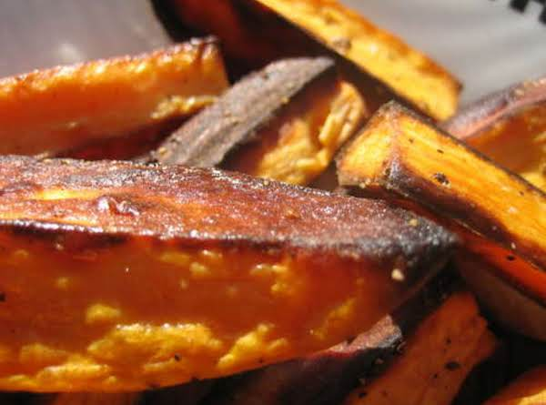 Rip Esselstyn's  Sweet Potato Fries