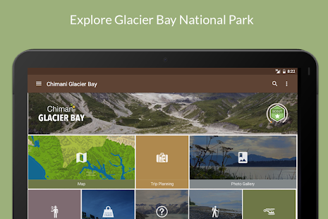 Glacier Bay NP by Chimani- screenshot thumbnail