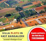 DC converted site for sale in East Bangalore