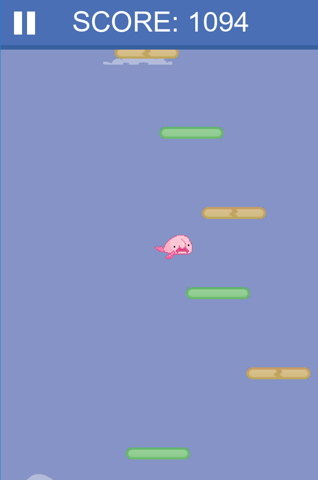 Скриншот Blobfish Bounce