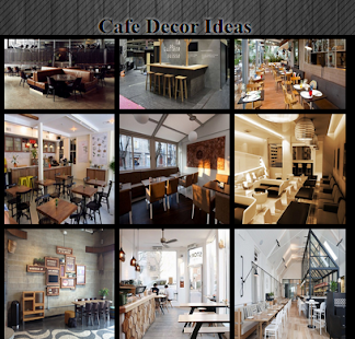 Cafe Decor Ideas - náhled