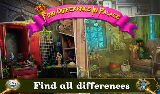 Find Difference In Palace v1.0.0