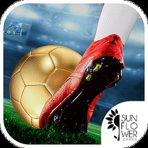 Download Futebol League Kicks & Flicks v2.4 APK Full - Jogos Android