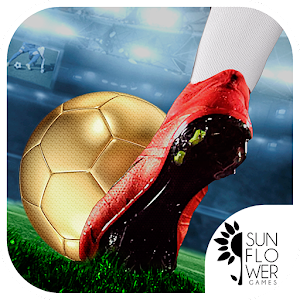Futebol League Kicks & Flicks icon do Jogo