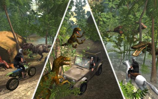 Dinosaur Assassin: Online Evolution screenshots 18