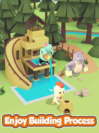 Idle Island: Build and Survive  screenshots 10
