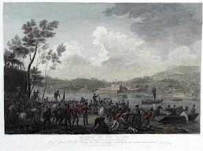 Photo: passagem do Douro, 12 de Maio 1809