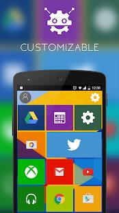 App Win 10 Launcher : 2 APK for Windows Phone