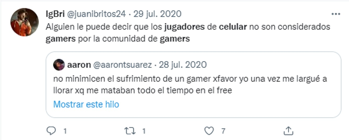 critica gamer moviles