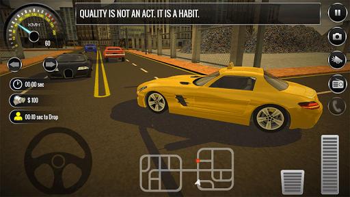 New York City Taxi Driver 3D: Taxi Sim 18 1.4 screenshots 1