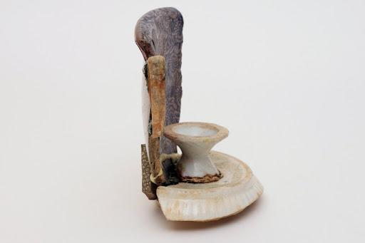 Robert Cooper Ceramic Candlestick 01