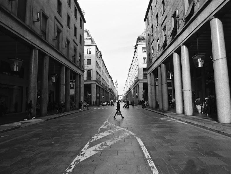 Via Roma di MersaPhotography
