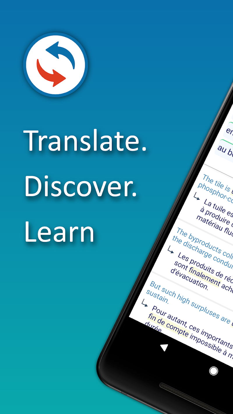 Reverso Translate and Learn Screenshot 0