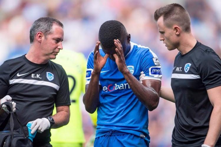 Tal van sterkhouders waren al out, tegen Everton zag KRC Genk nóg twee spelers uitvallen