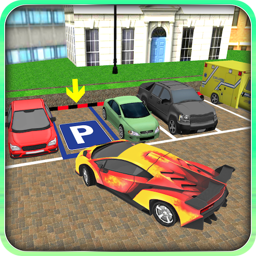 模擬App|Real Dr.Car  Driver Parking 3D LOGO-3C達人阿輝的APP